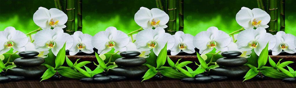 Скинали - Белая орхидея