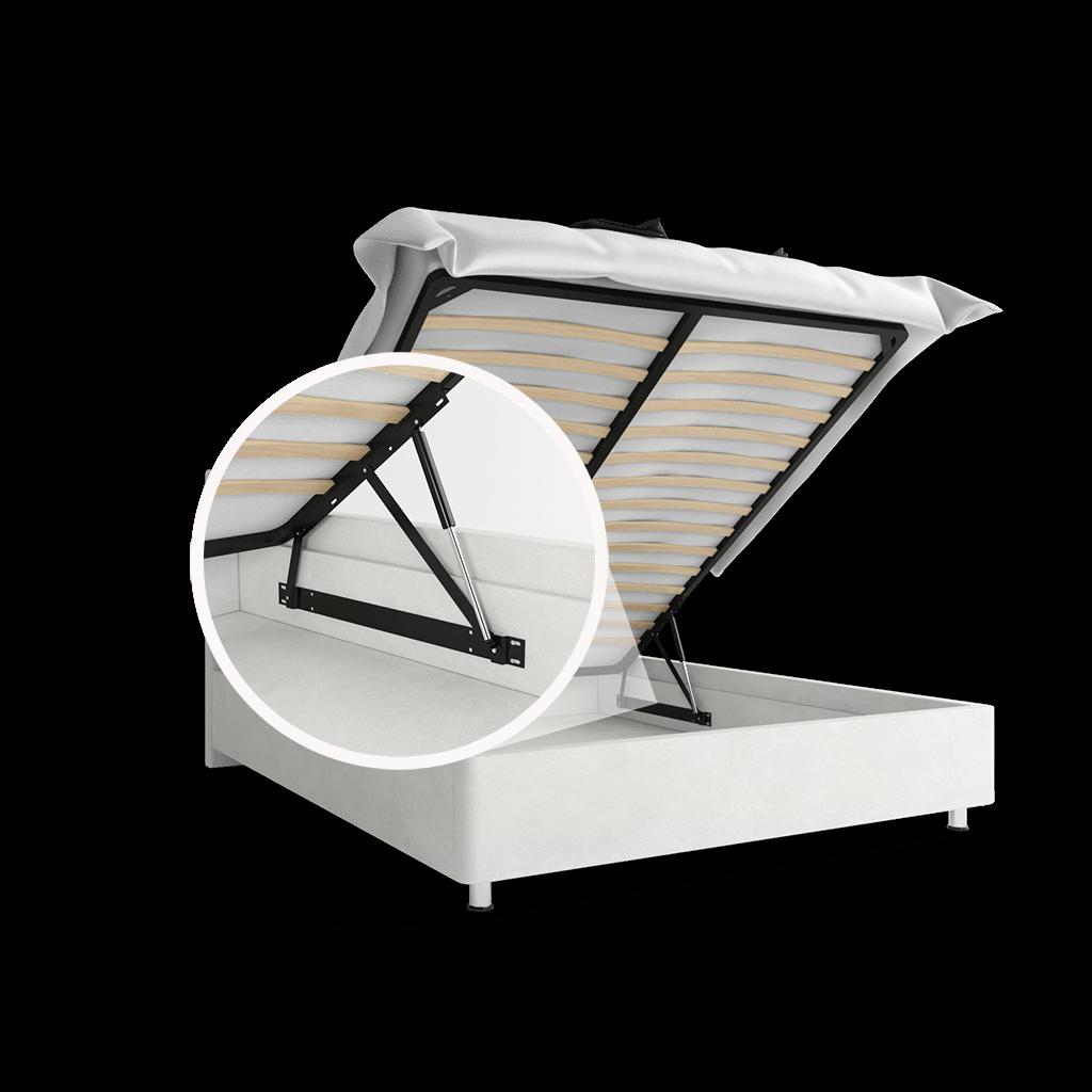 Подъёмный механизм для ортопедического основания кровати