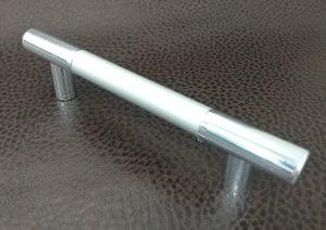 Ручки мебельные | Ручка С15 Хром-металлик