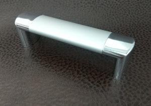 Ручки мебельные | Ручка С30 хром-металлик