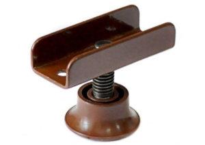 Опора регулируемая П образная коричневая 16 мм