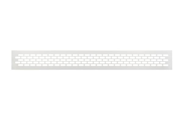 Вентиляционная решетка 60х484 белый