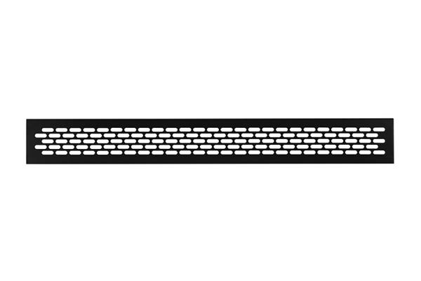 Вентиляционная решетка 60х484 черный