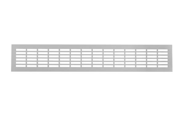 Вентиляционная решетка 80х480 алюминий